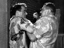 with Montgomery Clift in From Here to Eternity